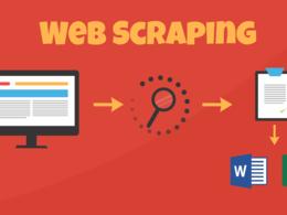 Do Web Scraping, Web Crawling and Web Automation