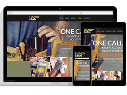 I can make your existing website responsive / mobile friendly