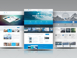 Design an awesome Landing Page,website including UI/UX