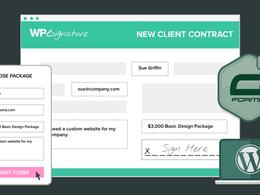 Install, setup, fix & Design Gravity form for wordpress