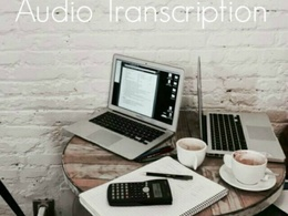 Transcribe one hour of audio