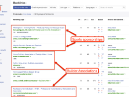 Search your competitor backlink and replicate your 30 Links to Improve Google ranking