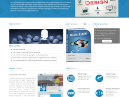 Design a web site