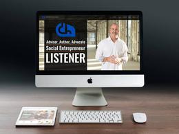 Design a custom Wordpress website using DIVI