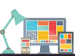 Design & develop responsive SEO friendly Website / Blog / eCommerce