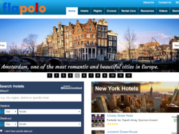 Make money with automated Hotel&Flight Travel Website