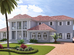 Visualise your house/building in 3D from sketch or architectural 2D plan