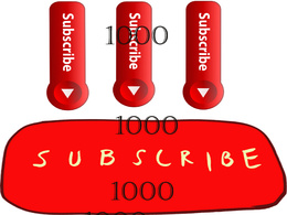 Provide 500 subscribes + 5 comments+1000+ real people views + 60 likes +