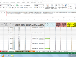 Write any Excel formula in 1 hour