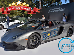 Put your logo on luxury cars, billboards, surfboards and more