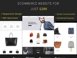 Develop a responsive eCommerce website/Online shop in Wordpress
