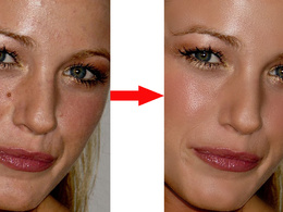 Edit and retouch 5 of your photos
