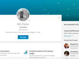 Get you started on LinkedIn