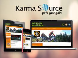 Design & develop Mobile responsive + SEO friendly WordPress Blog / Website
