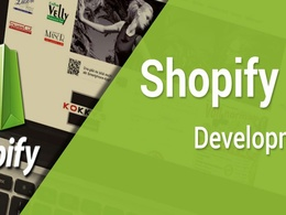 Design Shopify website-Responsive & Professional looking website