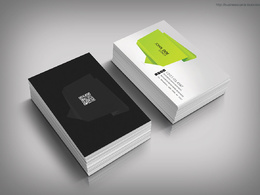 Get your professional business card with unlimited revisions in One Hour