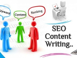 Write 1 SEO optimised article