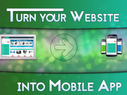 Convert your website into android and ios app- Web View