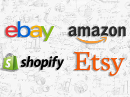 Promote your Amazon, eBay, Etsy, Shopify store products