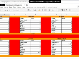 Develop Excel Spreadsheet advanced excel formulas