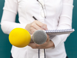 Write a professional press release for your story