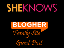 Publish a guest post on SheKnows