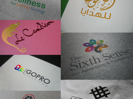 LOGO + BUSINESS CARD DESIGN WITH UNLIMITED REVISIONS