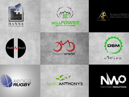 Professional Logo Design+Source Files+FREE Favicon