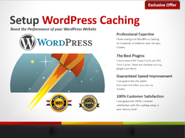 Setup & Configure WordPress Caching Plugin