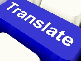 Translate English to German or vice versa up to 500 words