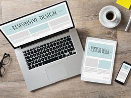 Build a responsive website with Wordpress