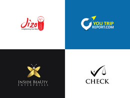 Design professional logo  with unlimited revisions