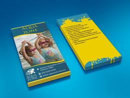 Design professional DL flyer or brochure