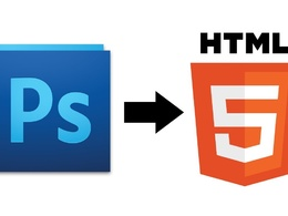 Convert your PSD to HTML email or PSD to HTML Page