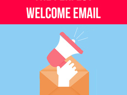 Write the perfect custom welcome email for your business x1