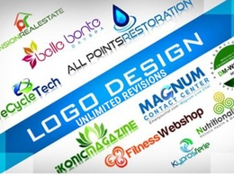 Design infinite professional logo (s) + unlimited revisions from