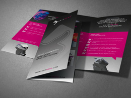 Design a relevant, eye-catching poster, flyer or leaflet