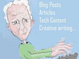 Write a 500 word blog post or article
