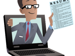 Craft professional RESUME (CV) in modern design