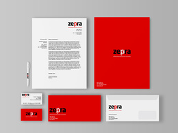 Design your business card,letterhead and folder design