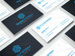 *Premium*  Double sided business card with Unlimited Revisions