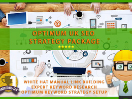 UK SEO Strategy Package