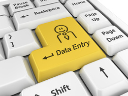 Do 1 hour of Data Entry, Data Collection, Web Research