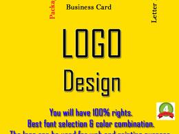 Design stunning and unique logo