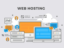 Provide web hosting for 12 months with unlimited bandwidth.