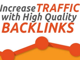 Provide You 10 High DA PA Backlinks To Give Your Site a SEO Boost