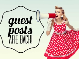 Write and Publish 5 Guest Posts on DA50+ blogs