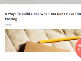 Publish your guest post article on DA 22 Internet Marketing / Small Business Blog