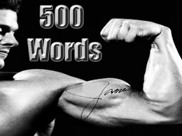 Write a 500 Word Article on Health & Fitness