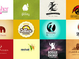 Design bespoke Logo + 3 concept + Source file.